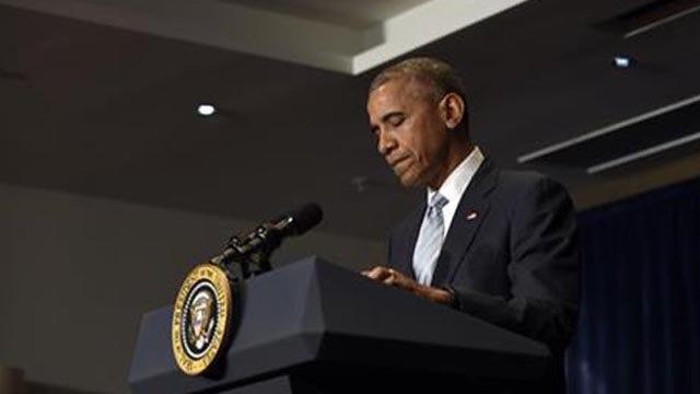 Obama: Attack On Dallas Police 'Vicious, Calculated , Despicable'
