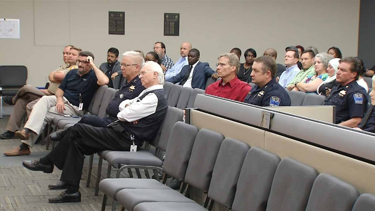Tulsa Leaders: Accountability, Trust, Patience Key To Preventing Violence