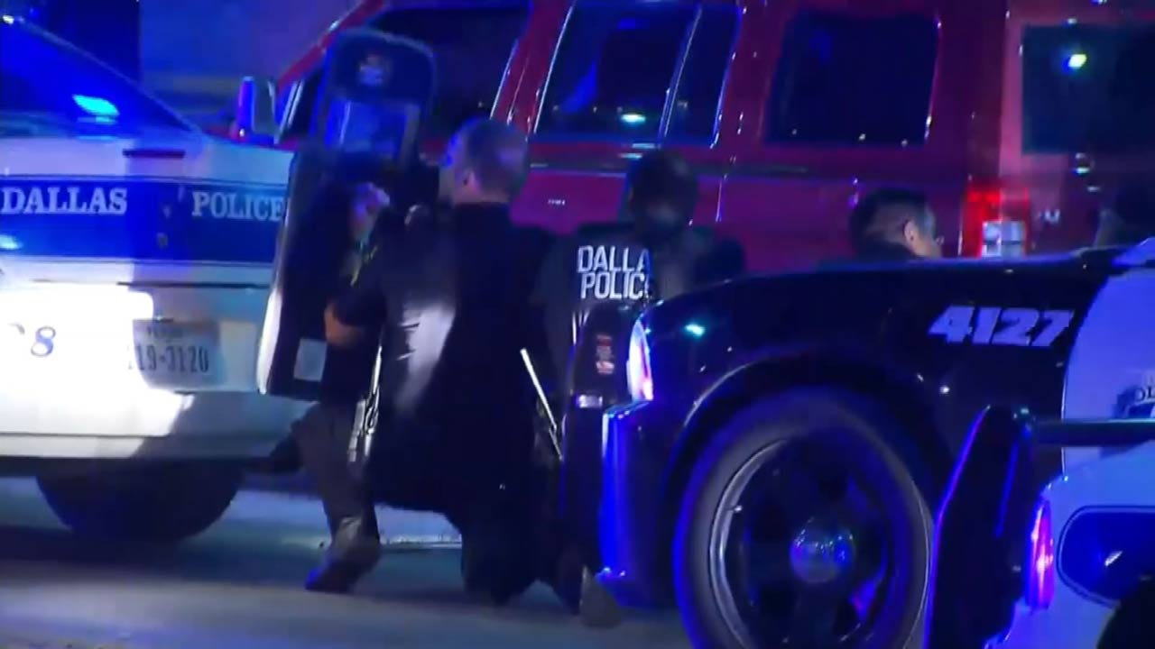 Tulsa Police More Aware Of Being Potential Targets Following Dallas Attack