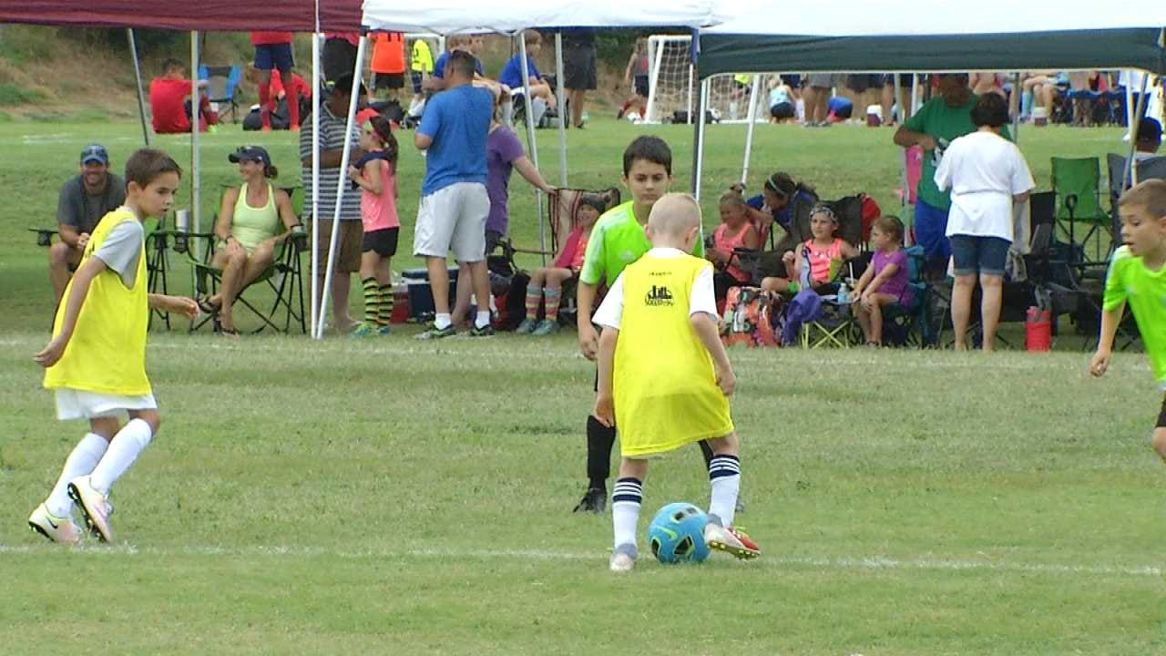Nearly 200 Teams Compete In Owasso Soccer Tournament