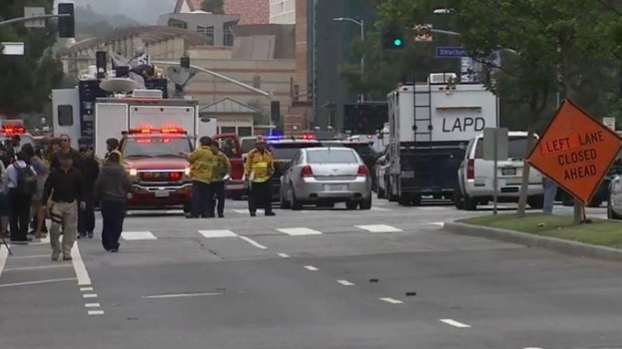 Deadly Shooting On UCLA Campus