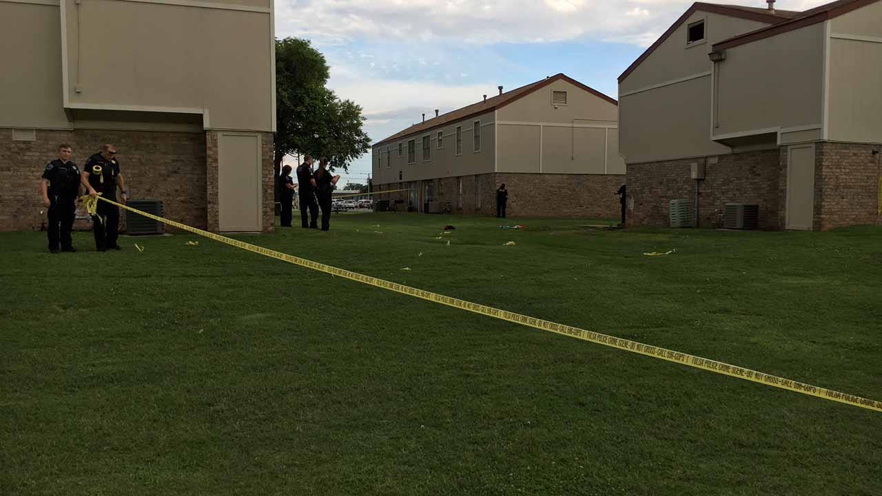 One Person Injured In Tulsa Shooting; Police Searching For Suspect