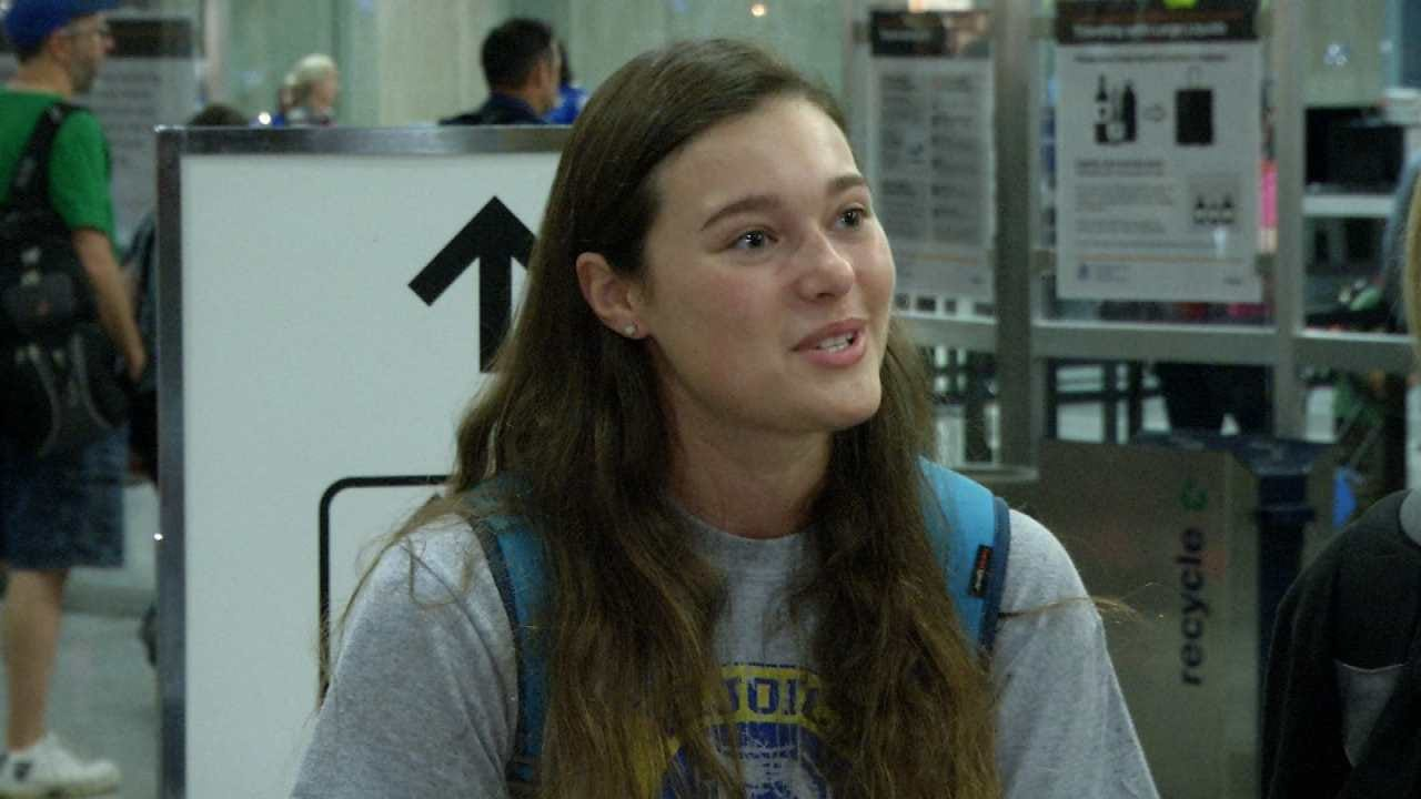 Owasso Christian School Group Leaves On West Africa Mission Trip