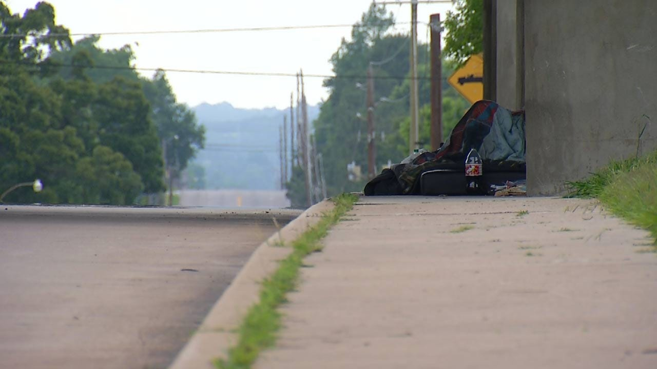Tulsa Shelters Overflowing As Homeless Numbers Grow