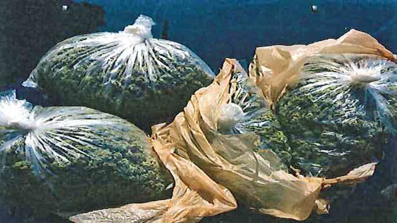 Four Pounds Of Marijuana Found During Okmulgee County Traffic Stop