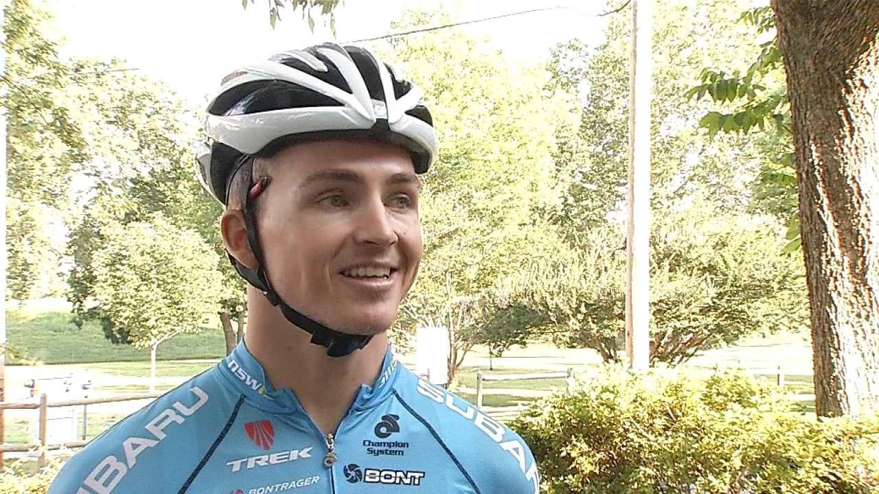New South Wales Australian Cycling Team Travels To U.S. Looking To Conquer Tulsa Tough
