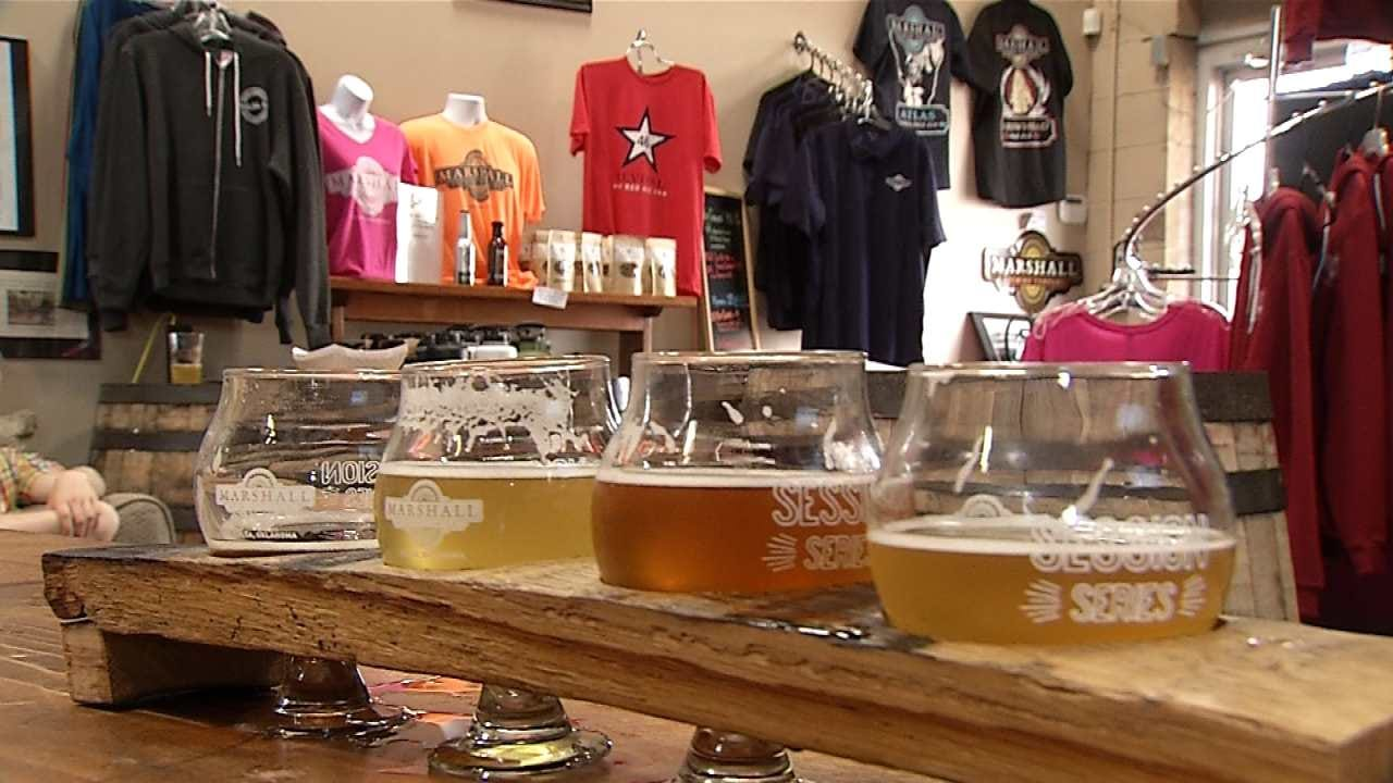 Oklahoma Breweries To Serve, Sell Full-Strength Beer Starting Aug. 25