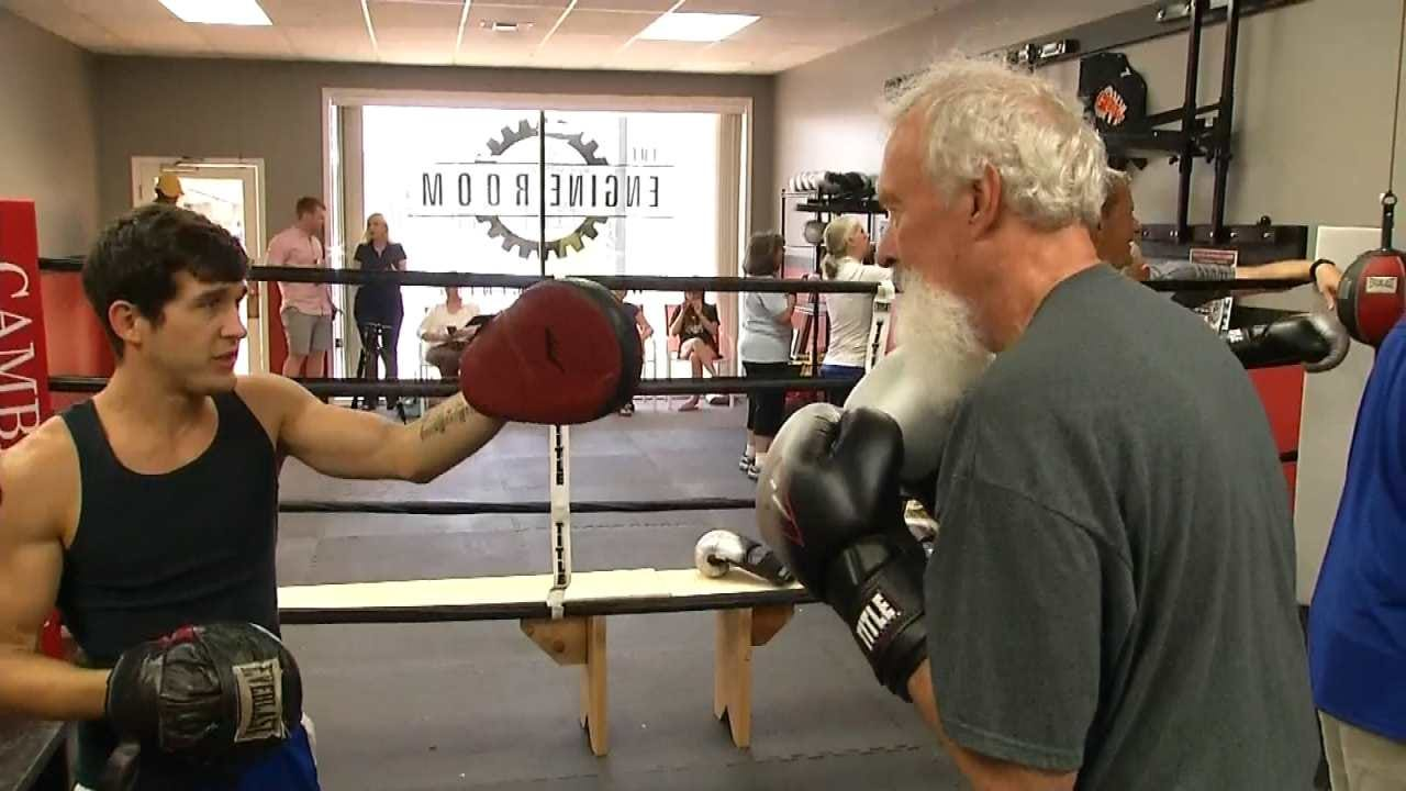 Tulsa Gym Provides Therapy For Parkinson's Patients