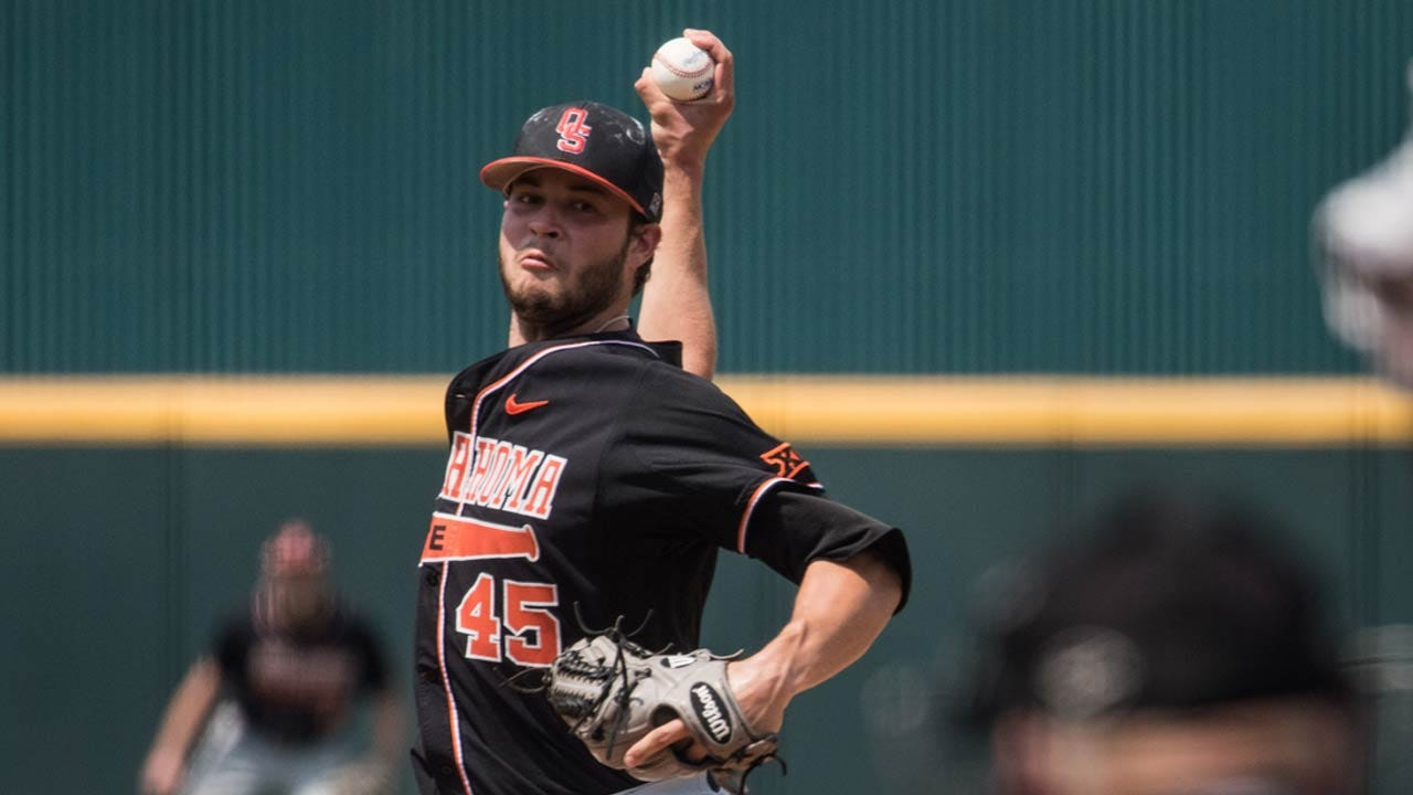 Five OSU Players Selected In MLB Draft