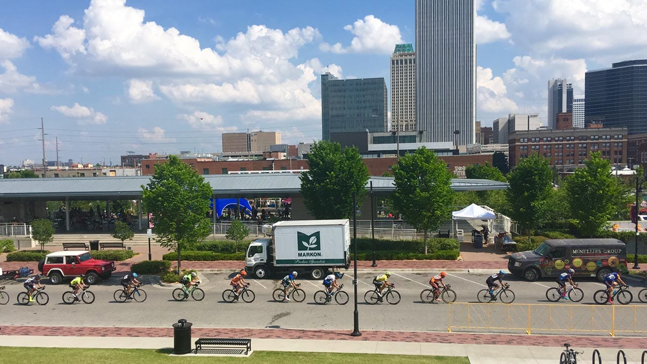 Heat Forces Changes To Tulsa Tough's Sunday Non-Competitive Rides