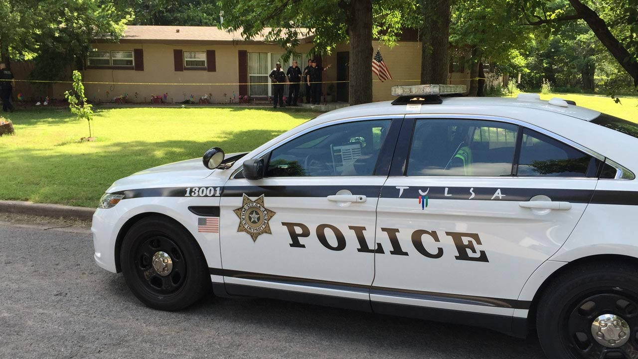 South Tulsa Shooting Was Accidental, Self-Inflicted, Police Say