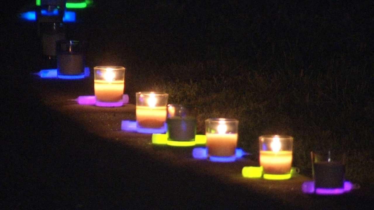 Vigil Held For Jogger Killed In BA Auto-Pedestrian Crash