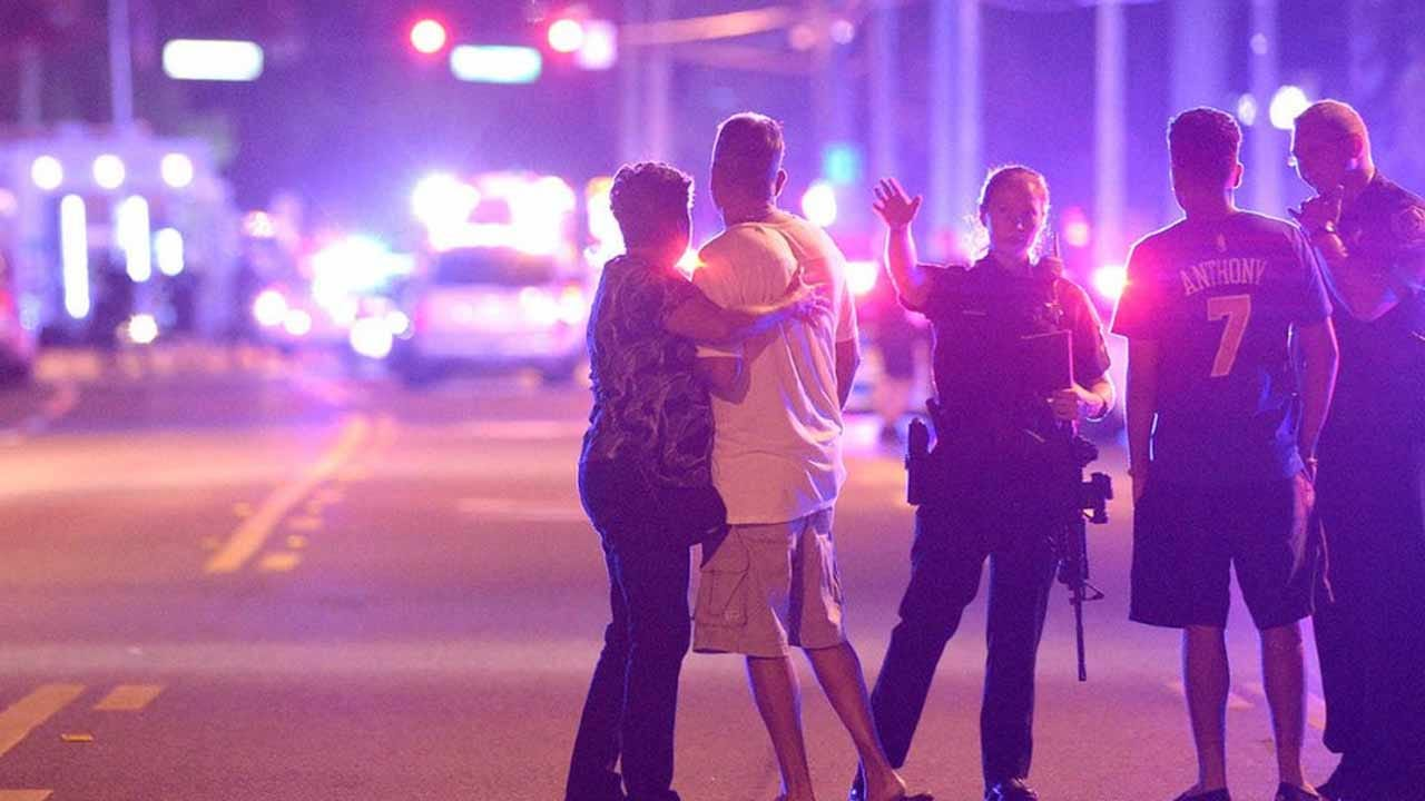 50 Dead In Worst Mass Shooting In U.S. History