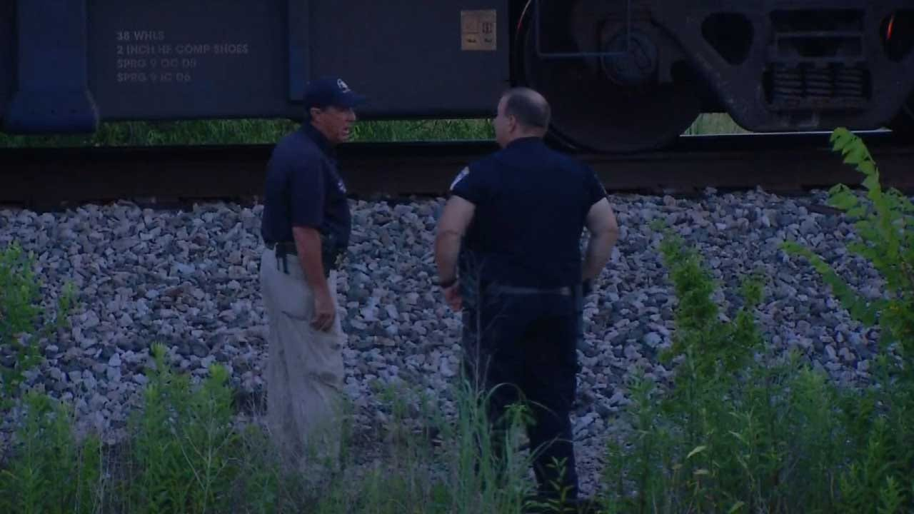 Man Killed By Train Near Foyil