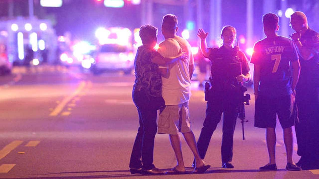 Orlando Shooter Was 'Cool And Calm' At The End