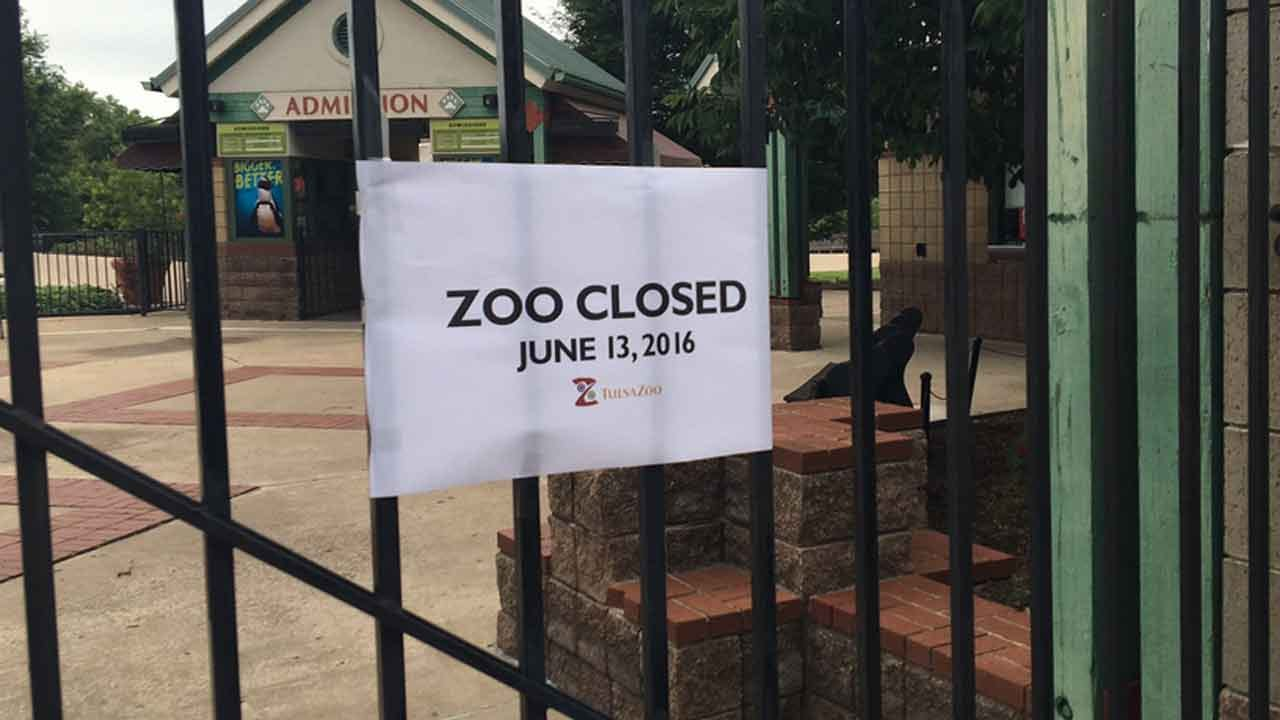 TPD: No Credible Threat Found At Tulsa Zoo; Will Reopen Tuesday