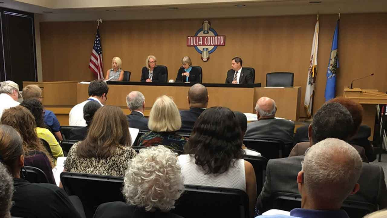 Tulsa County Commissioners Delay Immigration Agreement Vote