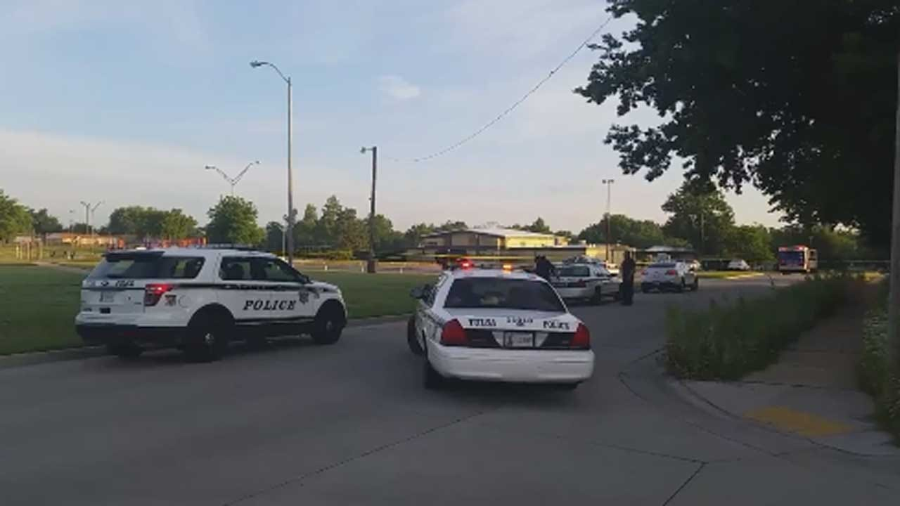 Police Identify Two People Found Shot To Death In SUV At Tulsa Park