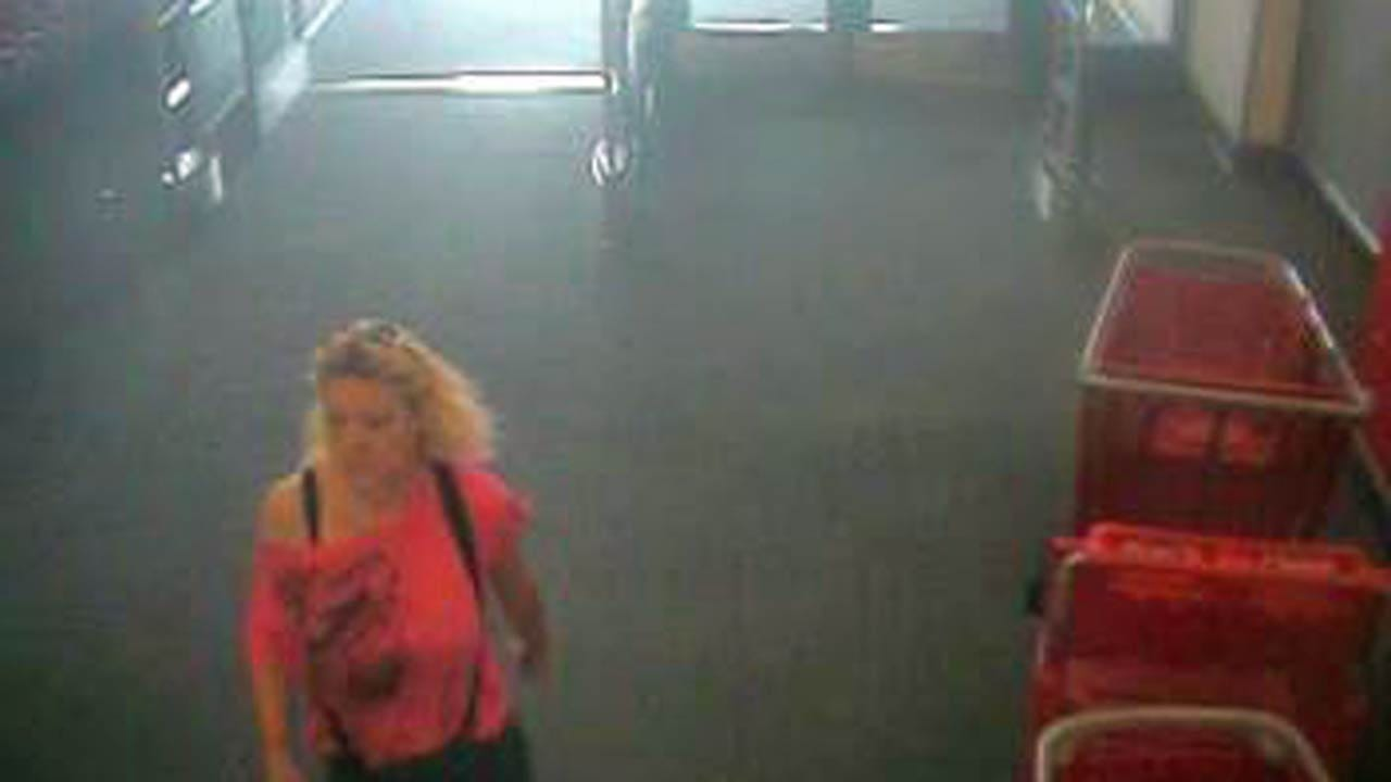 Police Seek To Identify Person Of Interest In Tulsa Credit Card Theft
