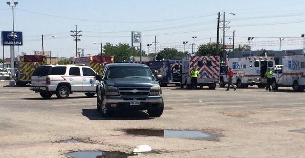 Police: Suspect At Amarillo Walmart Shot And Killed; Hostages Safe