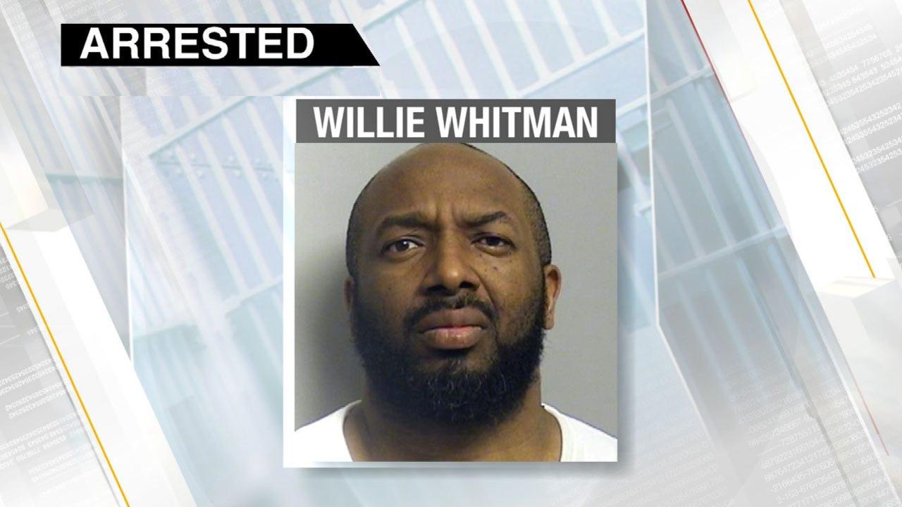 Police: Tulsa Man Grabs Steering Wheel, Causes Crash