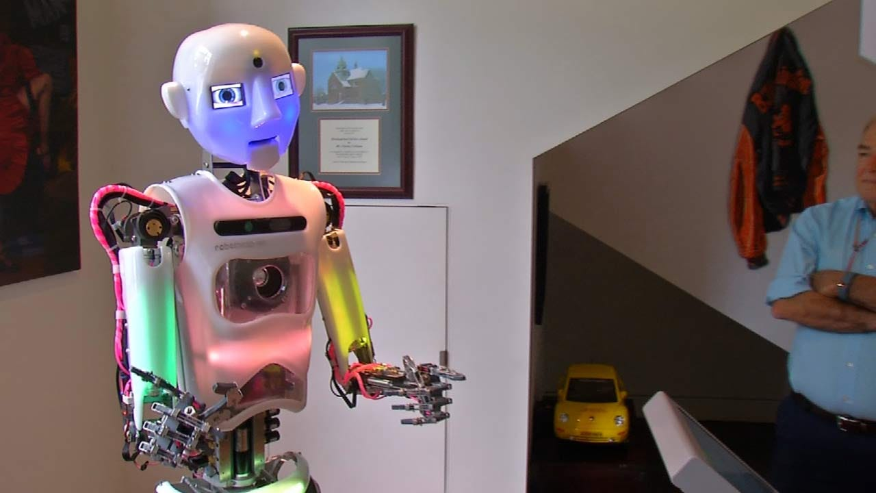 Renting A Robot Not Just Science-Fiction Thanks To Tulsa Businessman