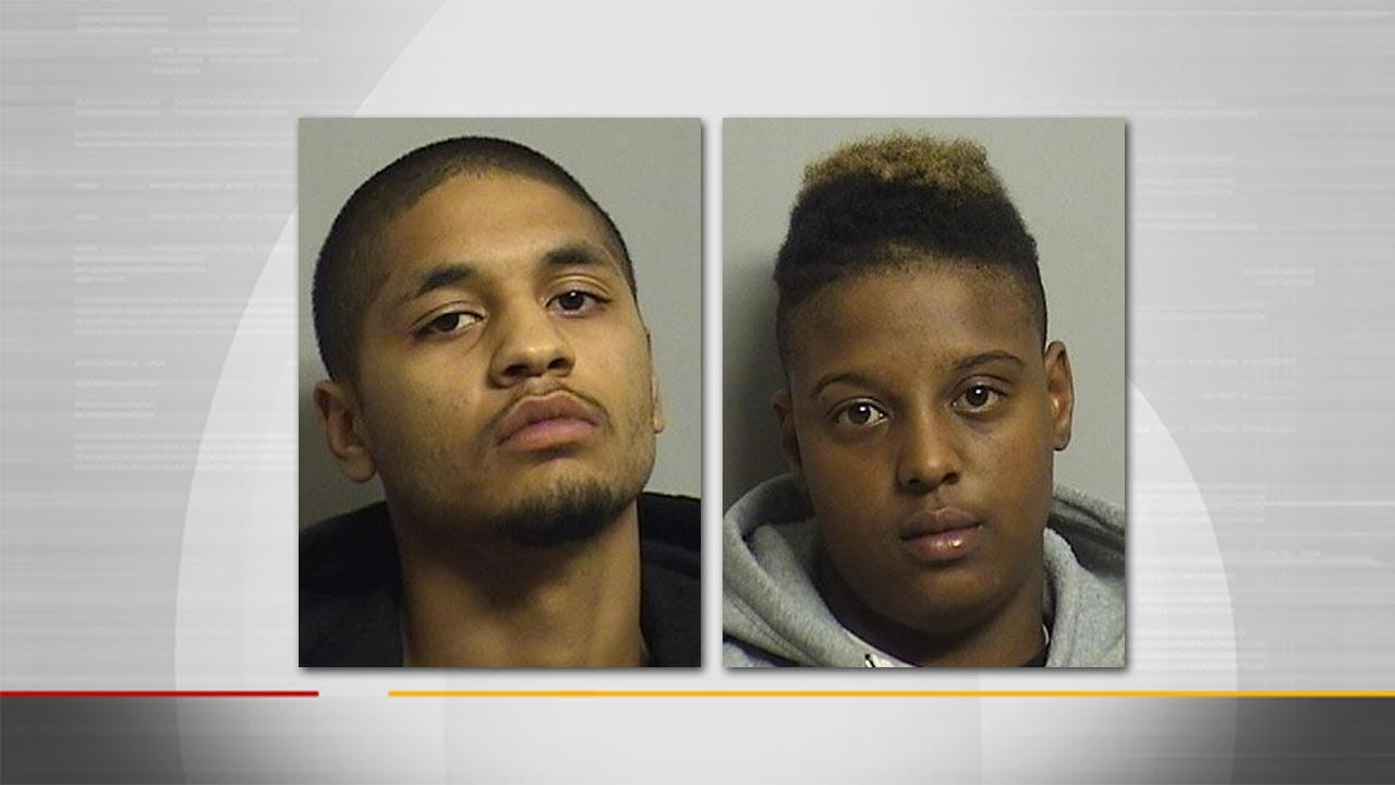 Two Sentenced In Tulsa Armed Robberies