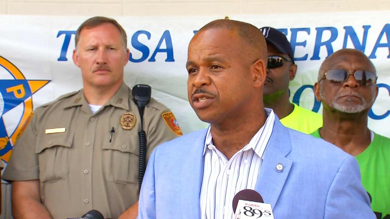 Community, City Leaders: Improved Relations First Step In Fixing Constant Violence