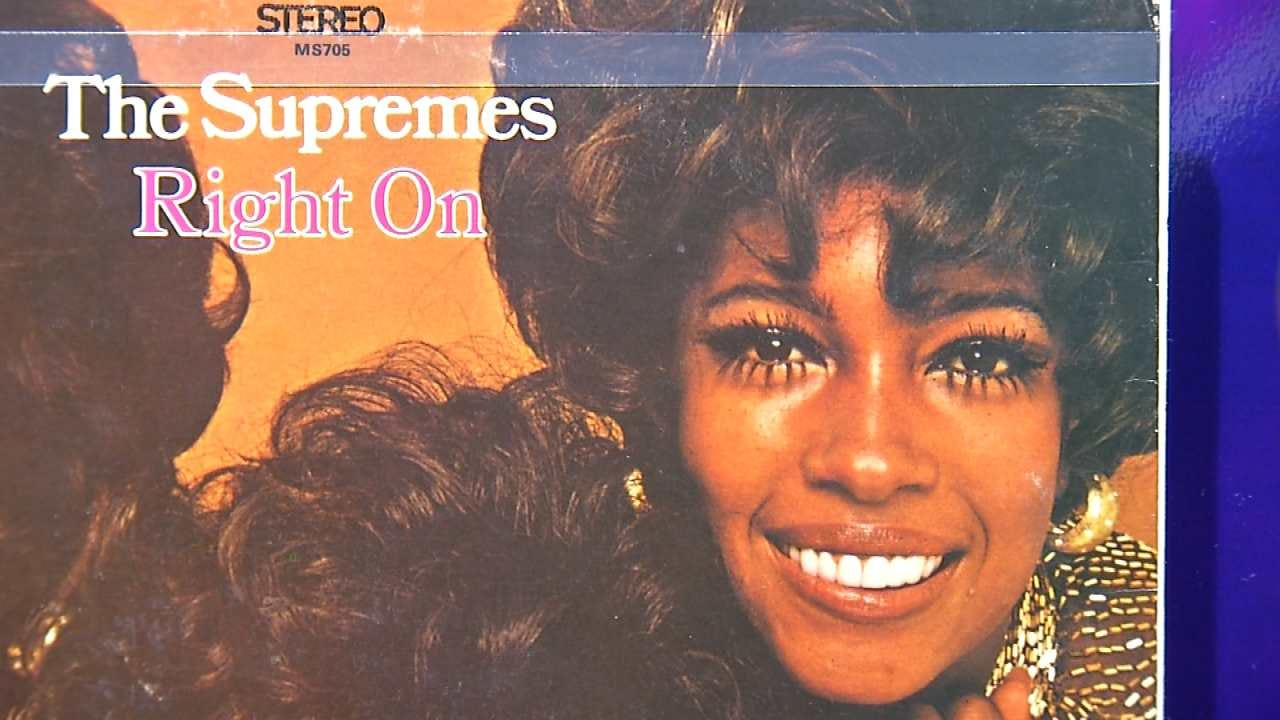 Mary Wilson Of The Supremes Appears On News On 6 At Noon