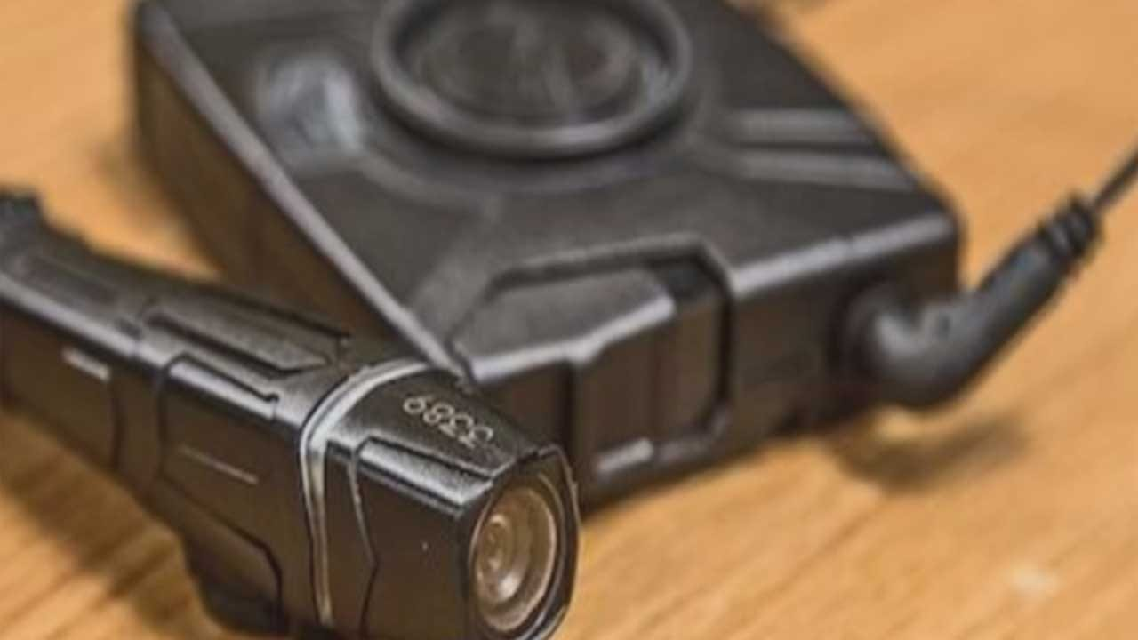 OKCPD Ordered To Stop Body Camera Use