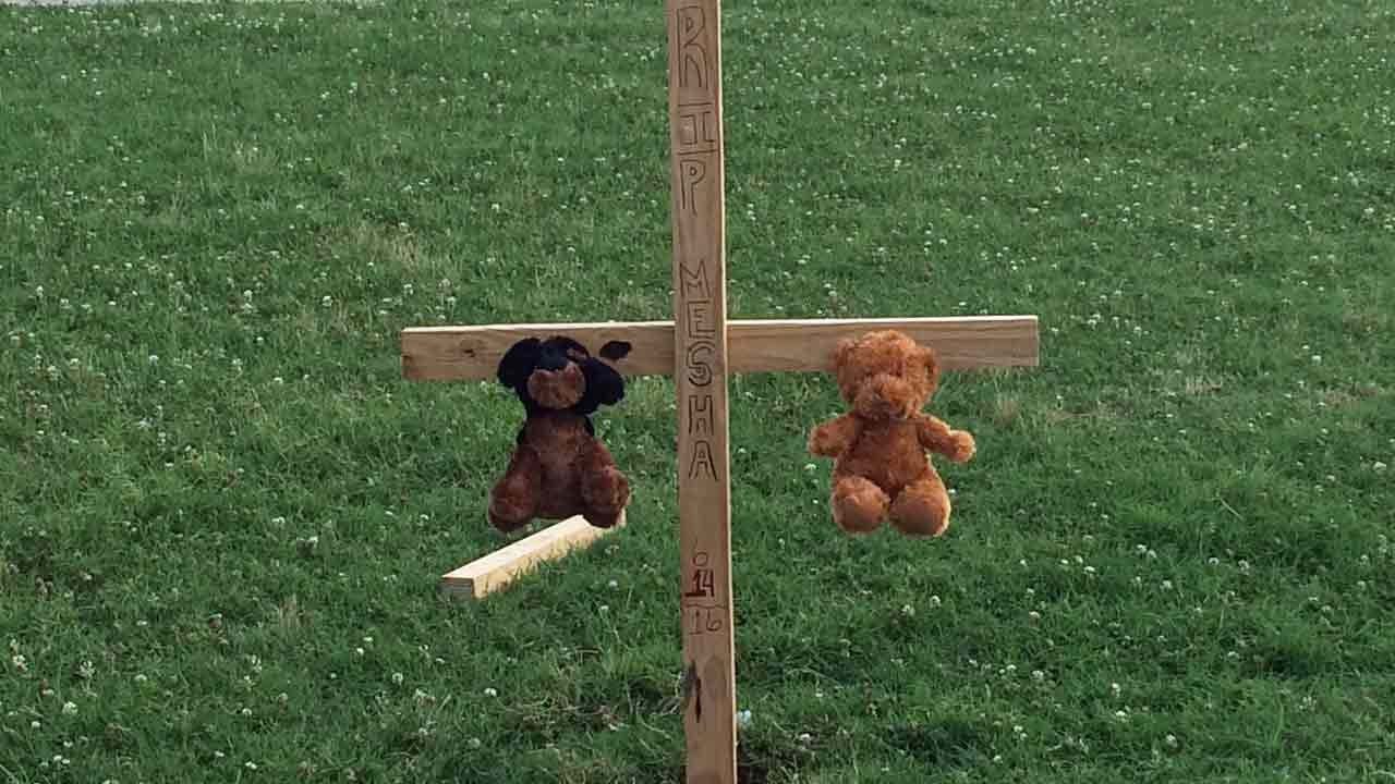 Stop The Violence News Conference Addresses Tulsa Crime