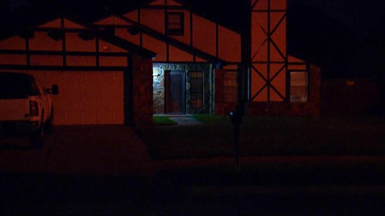 Suspects Pistol-Whip Man, Shoot Dog In Tulsa Home Invasion
