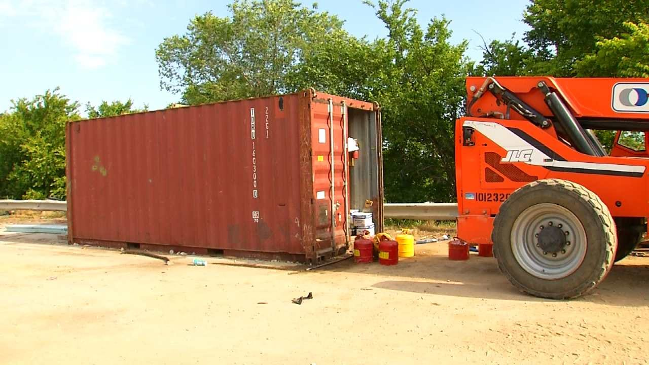 $50K Worth Of Tools Stolen From Highway 412 Construction Trailer