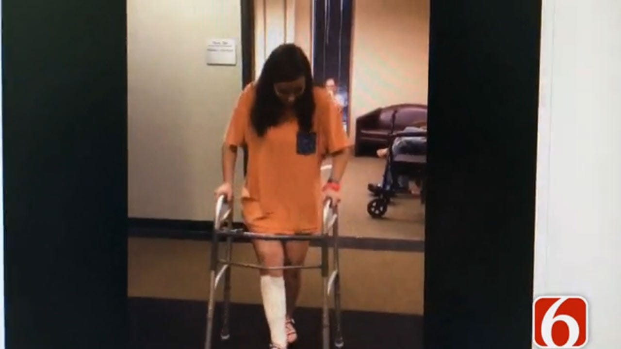 Edison Student Crushed By Column Reaches Recovery Milestone