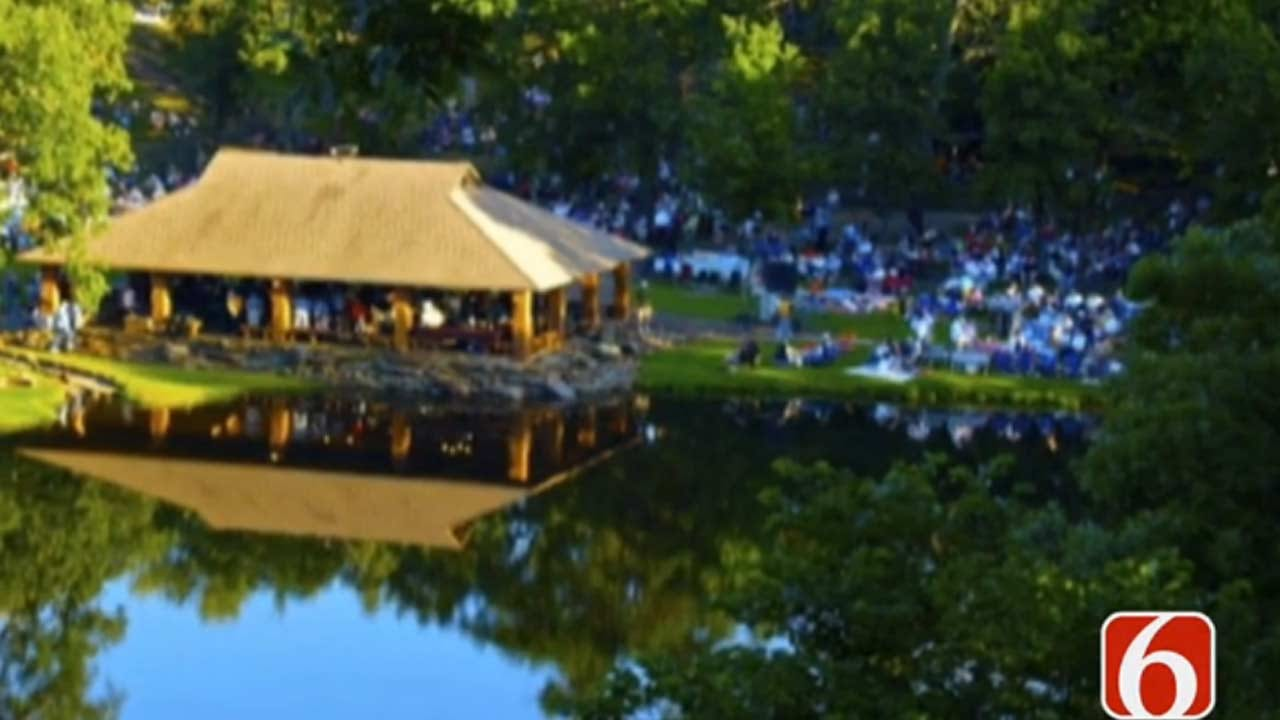 Extreme Heat Moves OK Mozart's Outdoor Concert Indoors