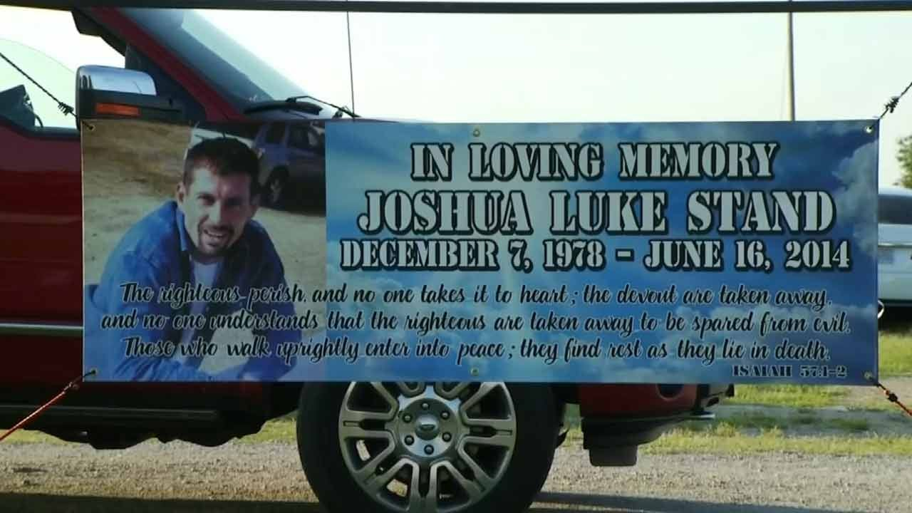 Family Of Man Killed By OHP Trooper Holds Vigil, Files Civil Lawsuit