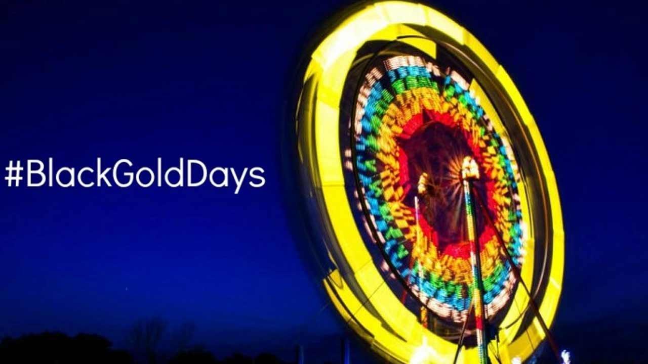 Glenpool Celebrating Oil History With Black Gold Days