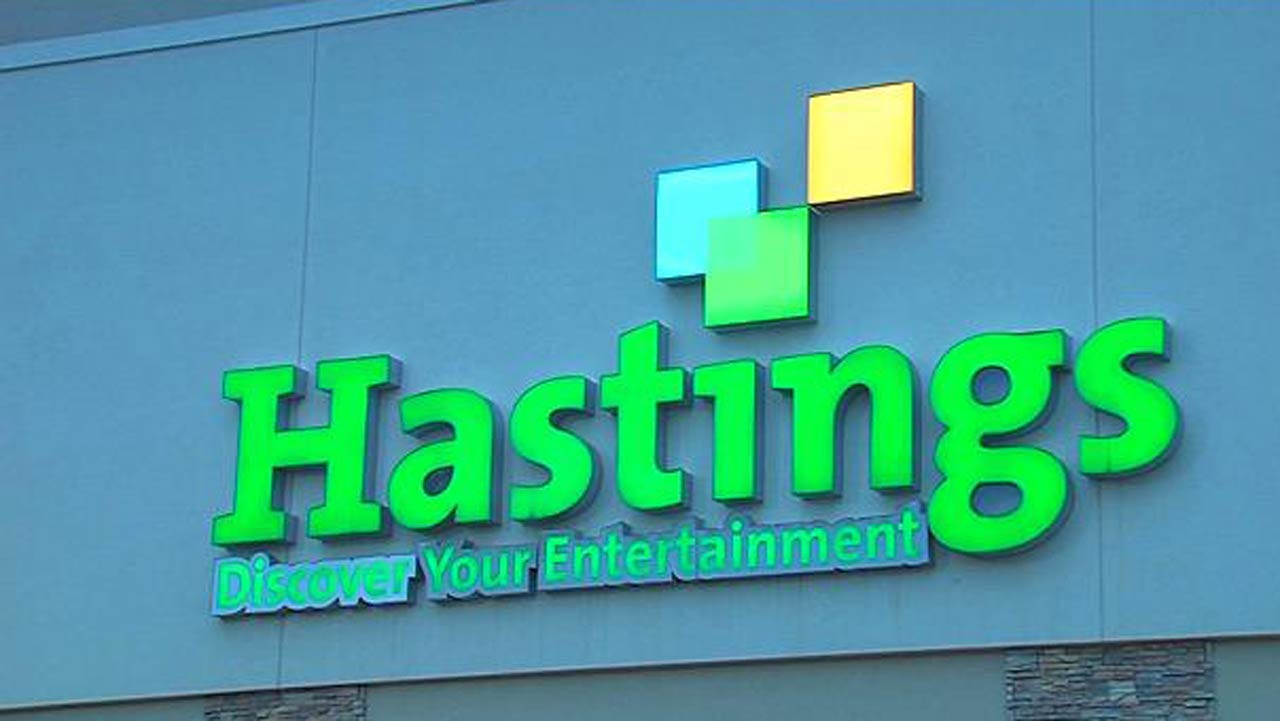 Oklahoma Stores Still Open After Hastings Files For Bankruptcy