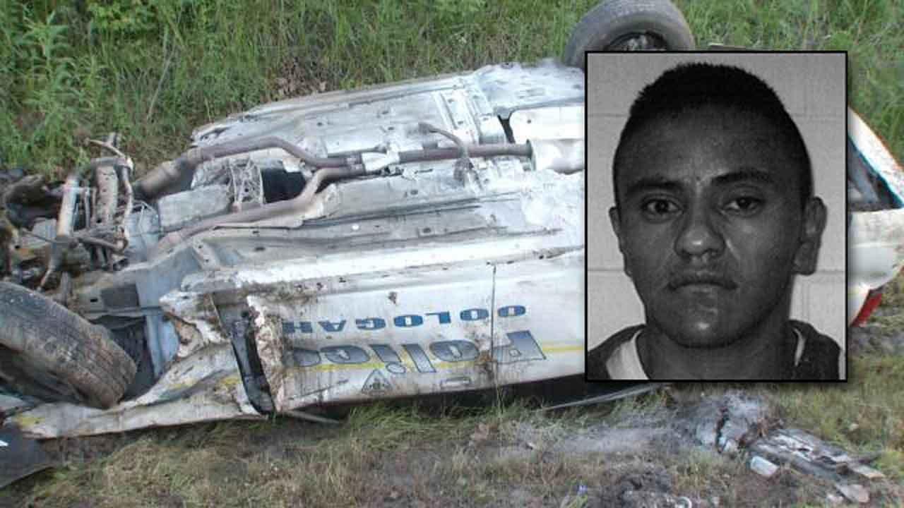 Sentencing Delayed For Man Who Shot At Oologah Police Officer