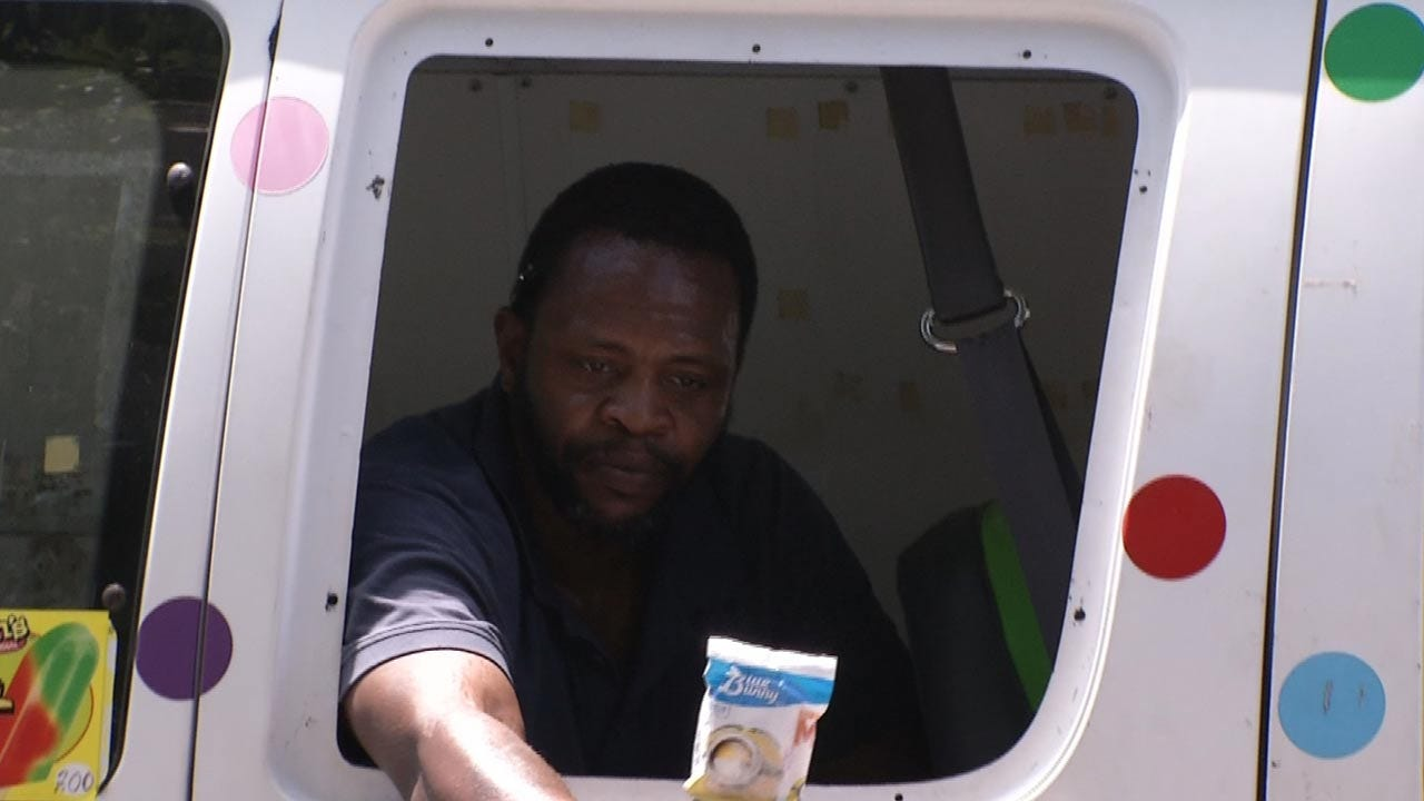 Tulsa City Councilor Raises Concerns About Lack Of Ice Cream Truck Regulations