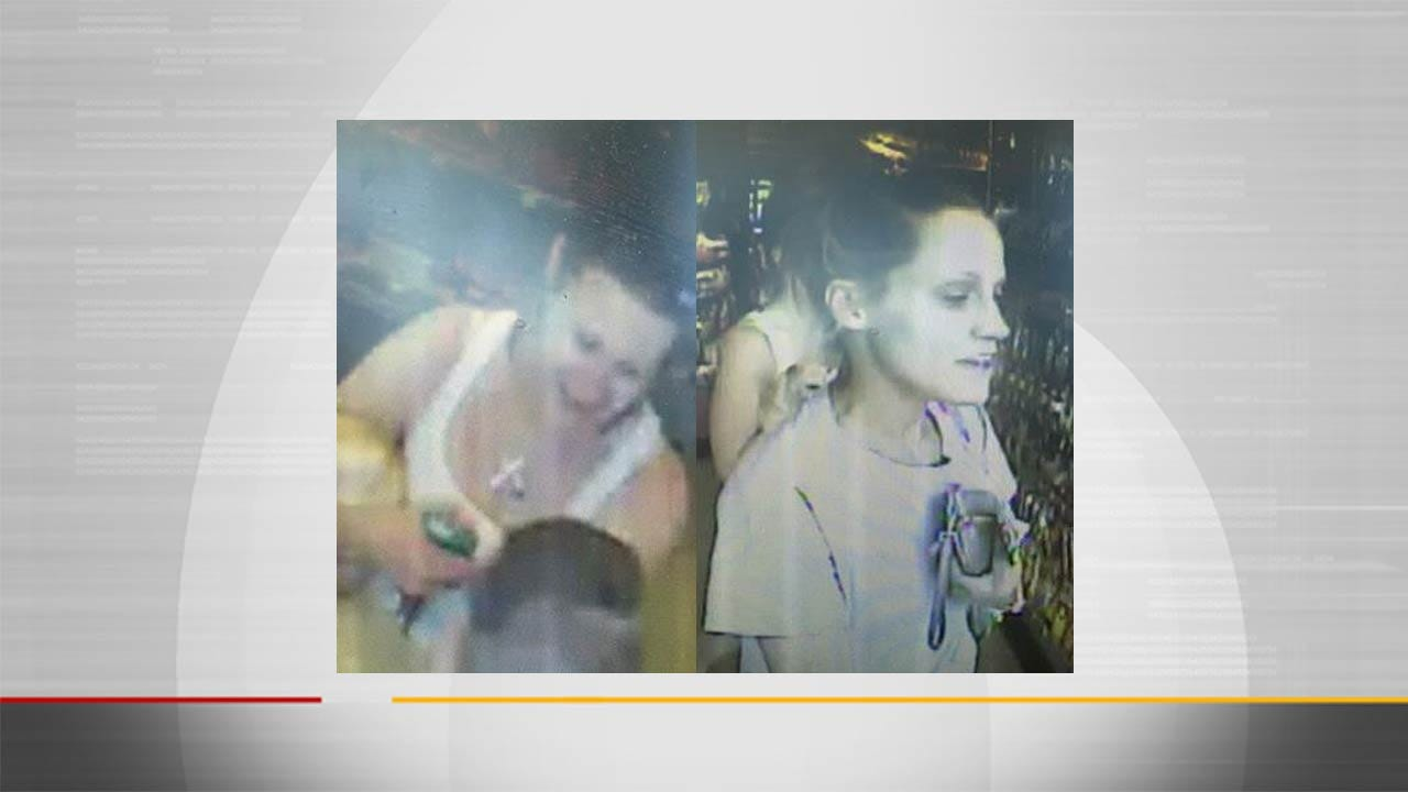 Tulsa Police Release Photos Of Women Wanted For Stealing SUV With Baby Inside