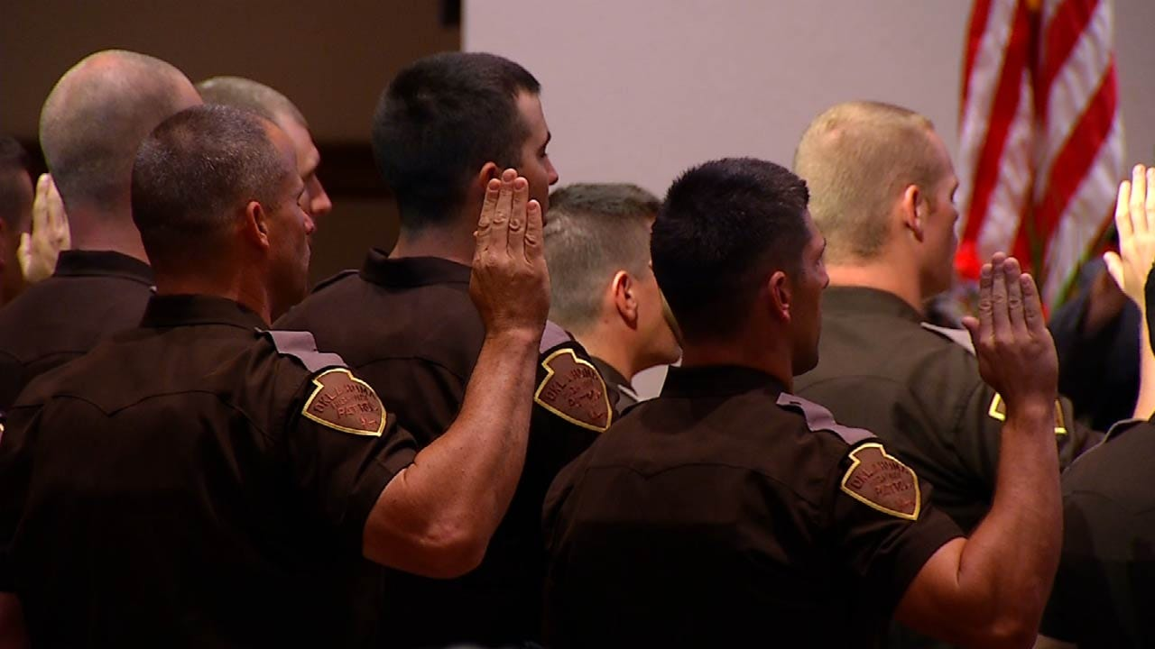 29 Cadets Graduate From OHP Academy
