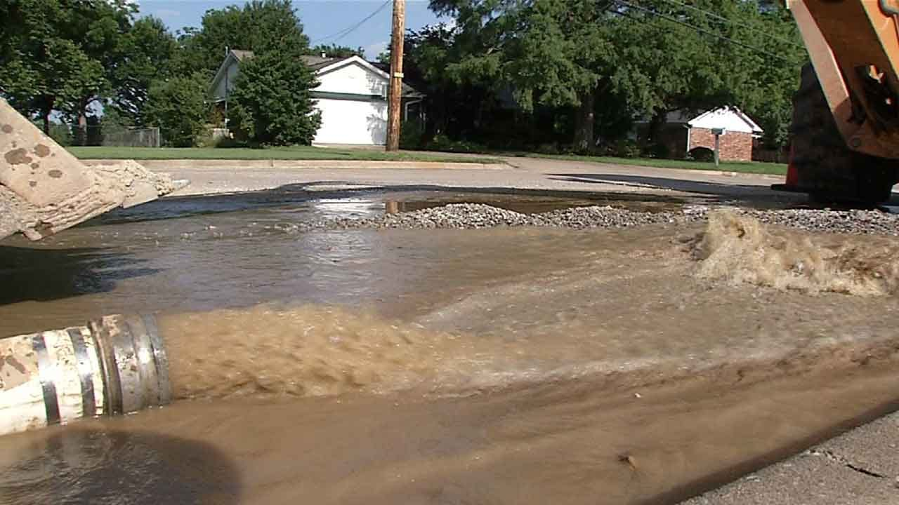 Claremore Residents Asked To Conserve Water