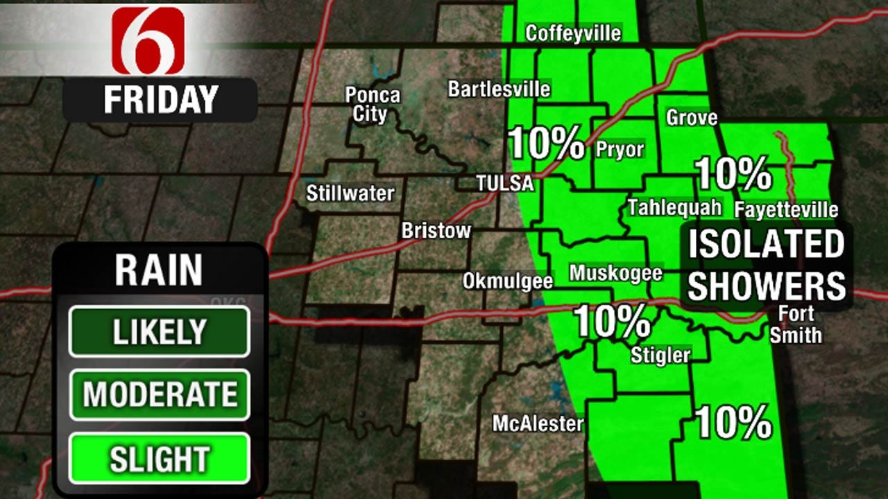 Excessive Heat Warning Continues For Oklahoma