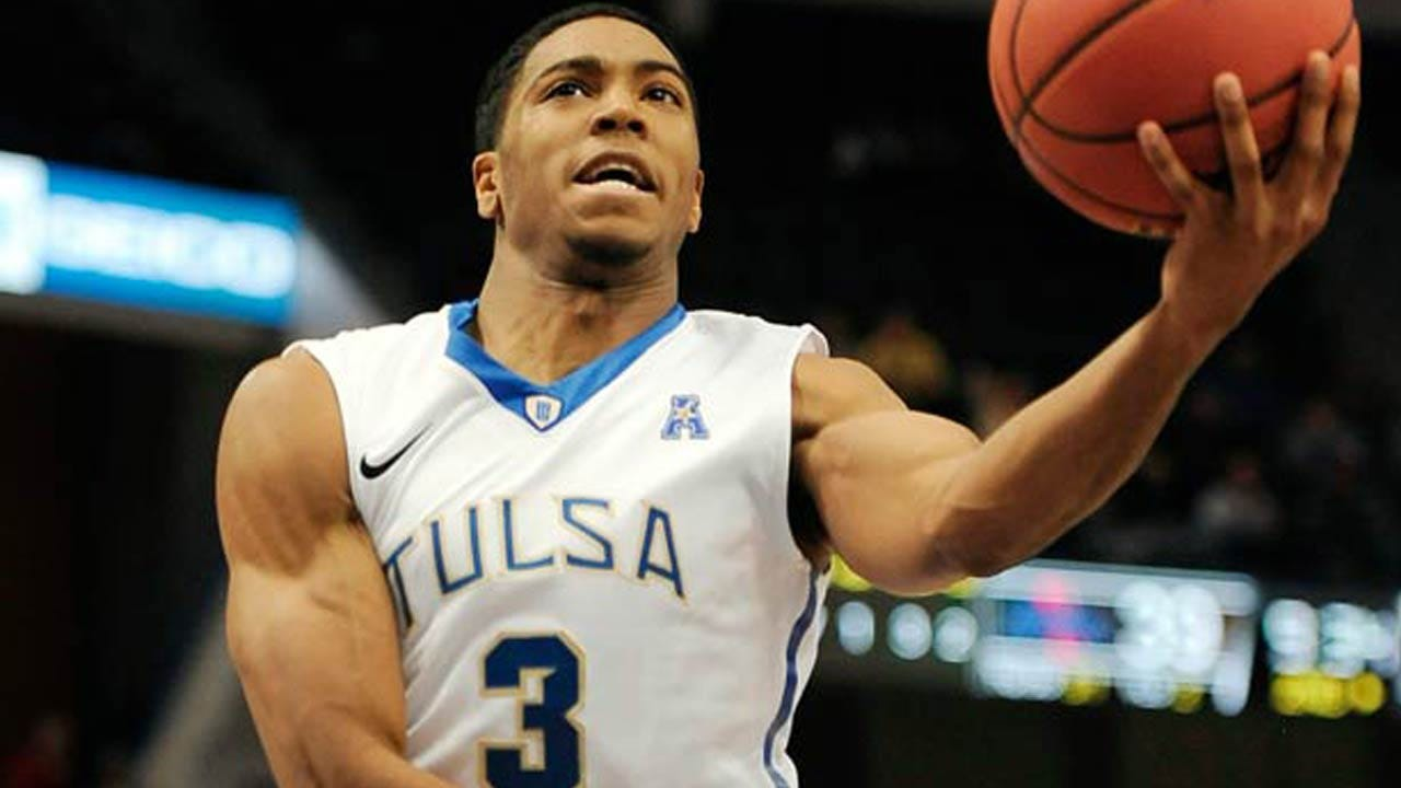 NBA: Former Tulsa Guard Shaquille Harrison Participates In Pre-Draft Workout With Sacramento Kings