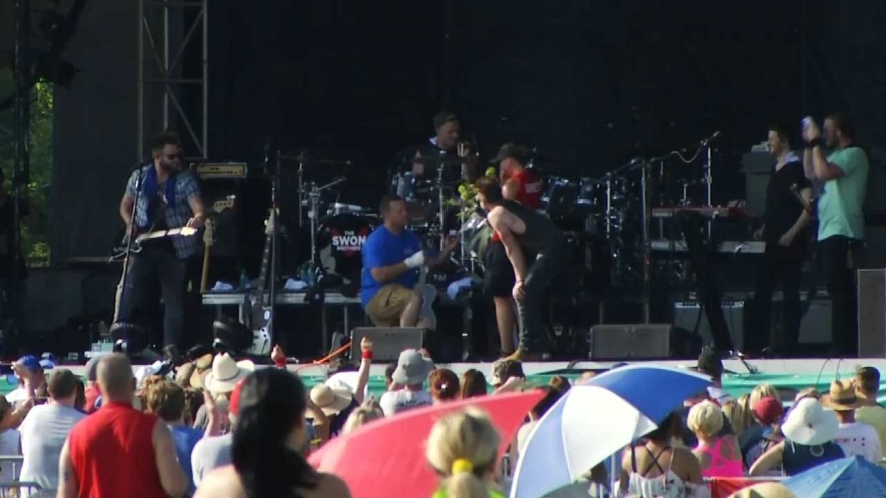 Swon Brothers Excited To Play Hometown At Muskogee's G-Fest