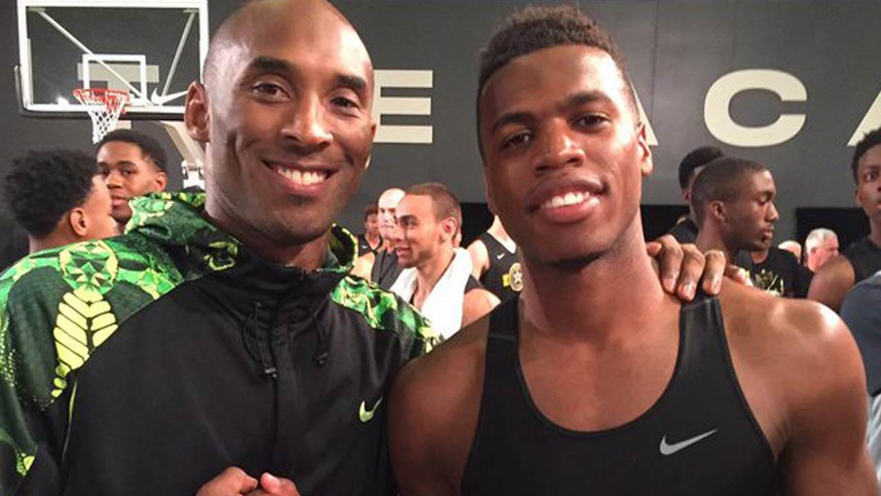 Former OU Basketball Star Buddy Hield Talks Working Out With Kobe Bryant