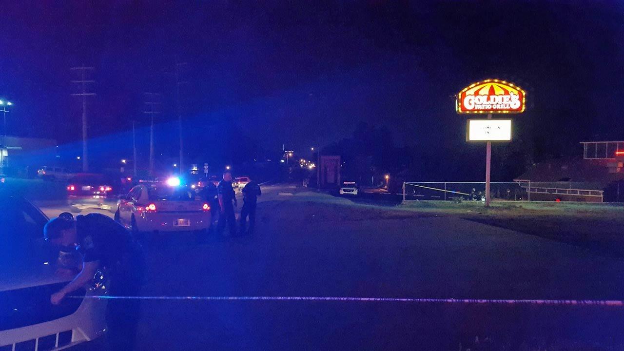 Shooting Victim Found Outside Midtown Tulsa Restaurant
