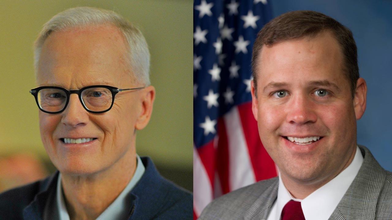 Republicans Bridenstine, Atkinson Fight For U.S. Congressional Seat