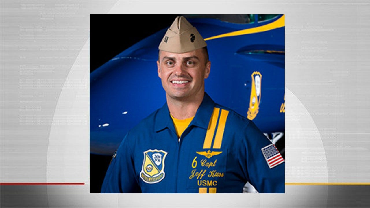 Blue Angel Pilot Killed In Tennessee Crash, Thunderbird Pilot Unhurt In Colorado Crash
